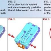 Blade-Tech Tek-Lok with Hardware (2 – Pack) 3