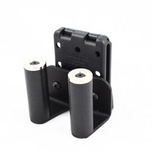 TEK-LOK 627 Moon Clip Belt Rack 2 Post (Fits New Smith & Wesson 929 9mm 8 Shot and 627 38.357 8 Shot)