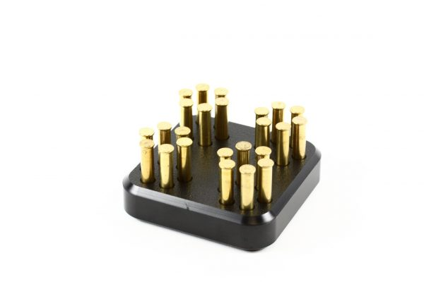 Speed Beez Ruger LCR 6 Shot 22Magnum 4 Banger Loading Block