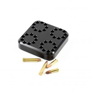 Speed Beez Taurus TRACKER 9 Shot 4 Banger Loading Block Fits Taurus 990 991 992 22MAG and 22LR