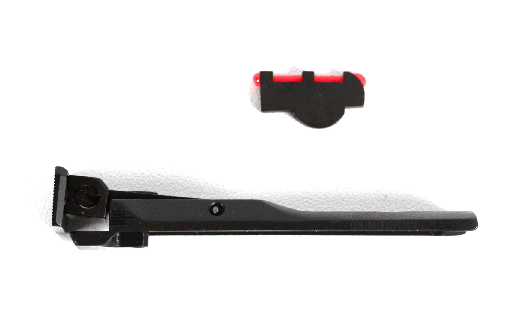 Lpa Txt Target Blade Rear Sight Fiber With Optic Front