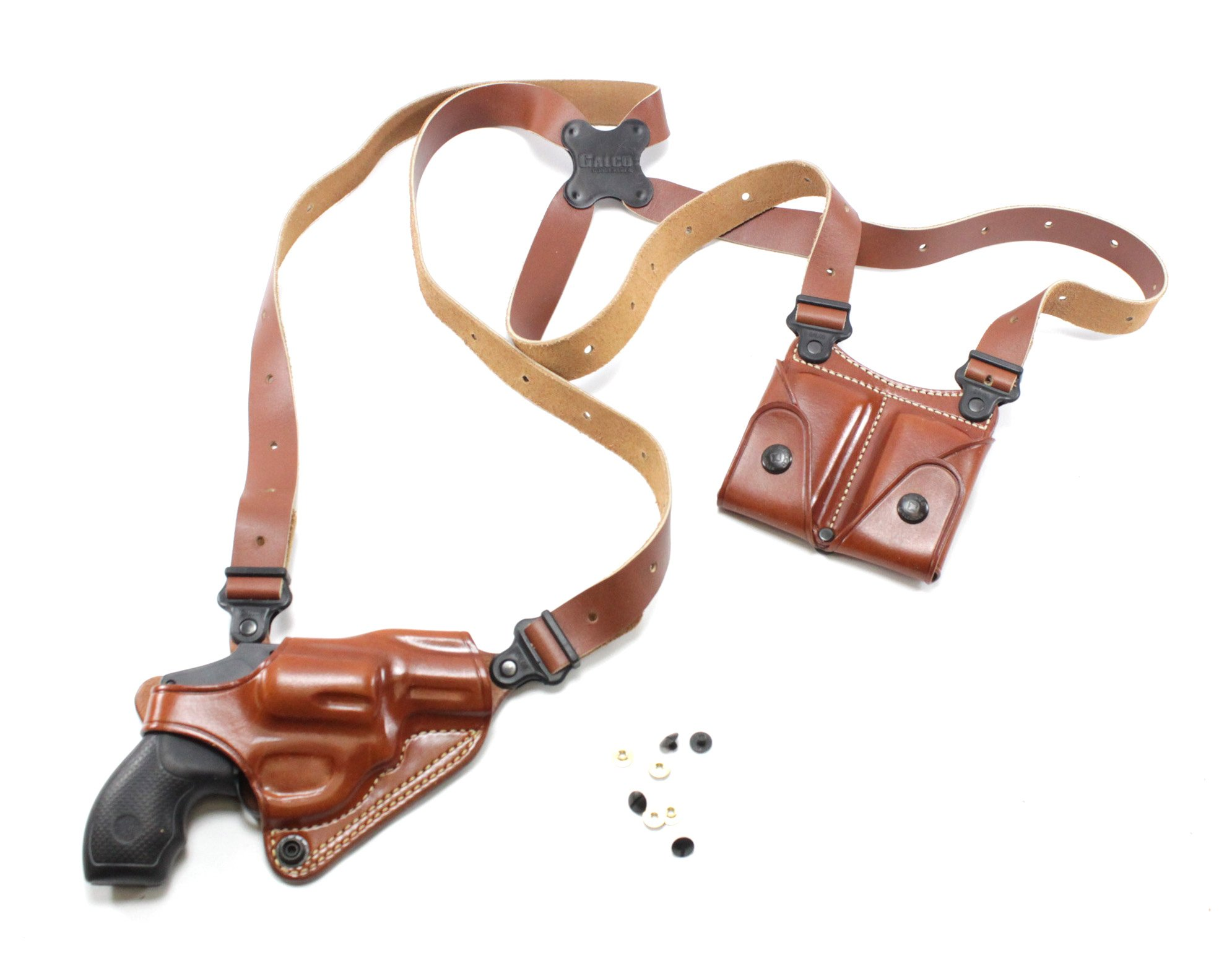 Galco Miami Clic Shoulder Holster System Small-Frame Revolvers ...