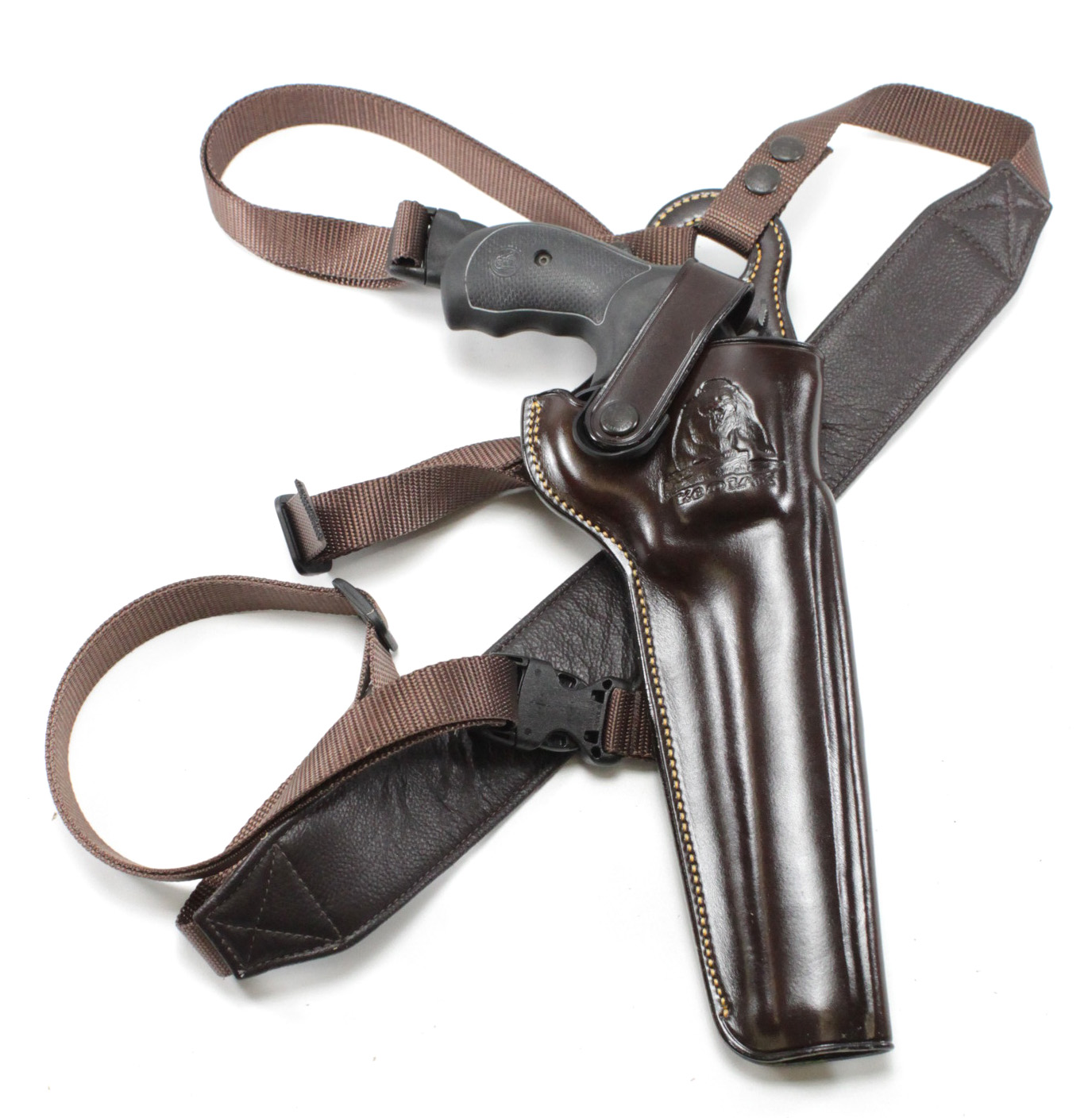 Galco Kodiak Shoulder Holster Smith & Wesson N Frame 629, 8 3/8 Inch ...