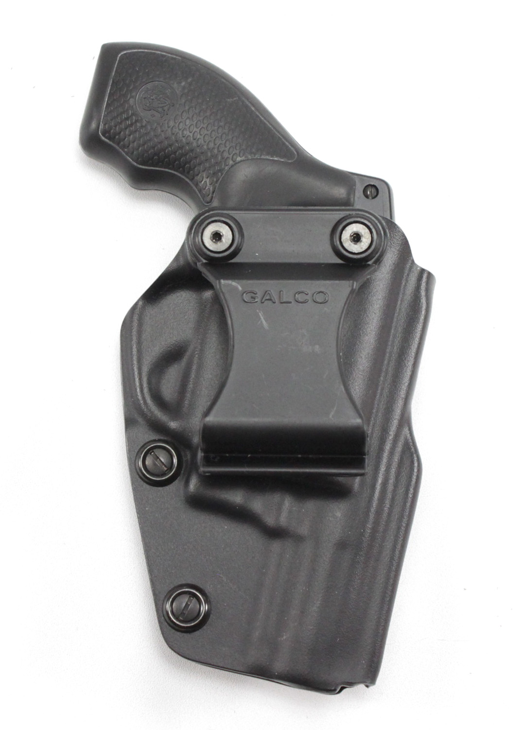 Galco TR158 Triton Kydex IWB Smith & Wesson J Frame Holster 2 Inch Models  (642, 442, 649, 340PD, 351PD, 317, 43C, 63, 36)