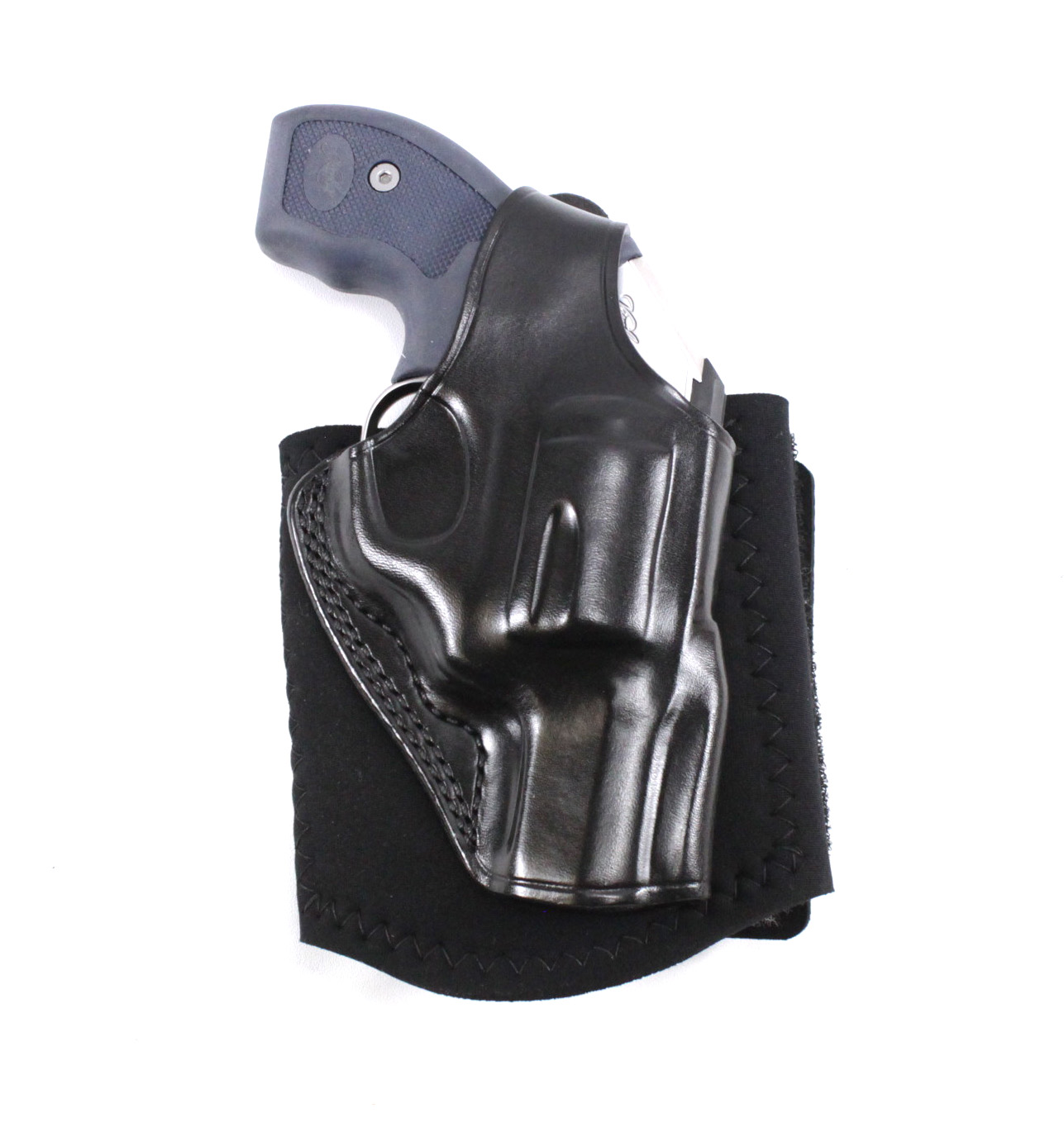Galco Ankle Glove Smith & Wesson Kimber K6 Ankle Holster Ruger SP101, LCR,  and MORE