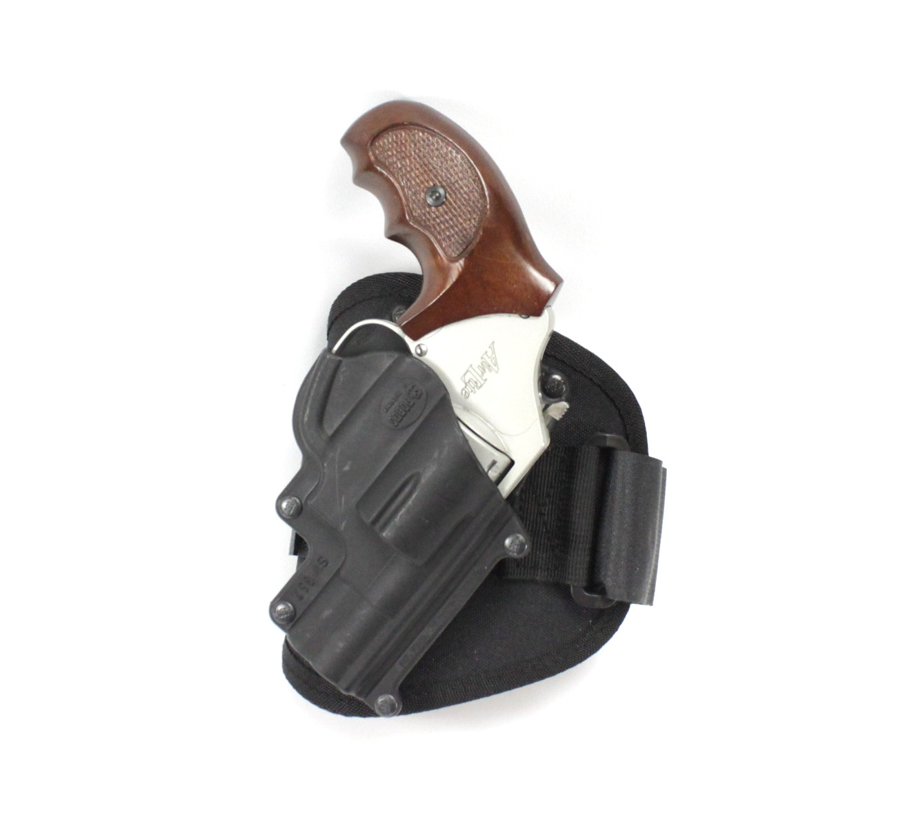 Fobus Ankle Holster Smith & Wesson J-Frame, Charter Arms, Rossi ...
