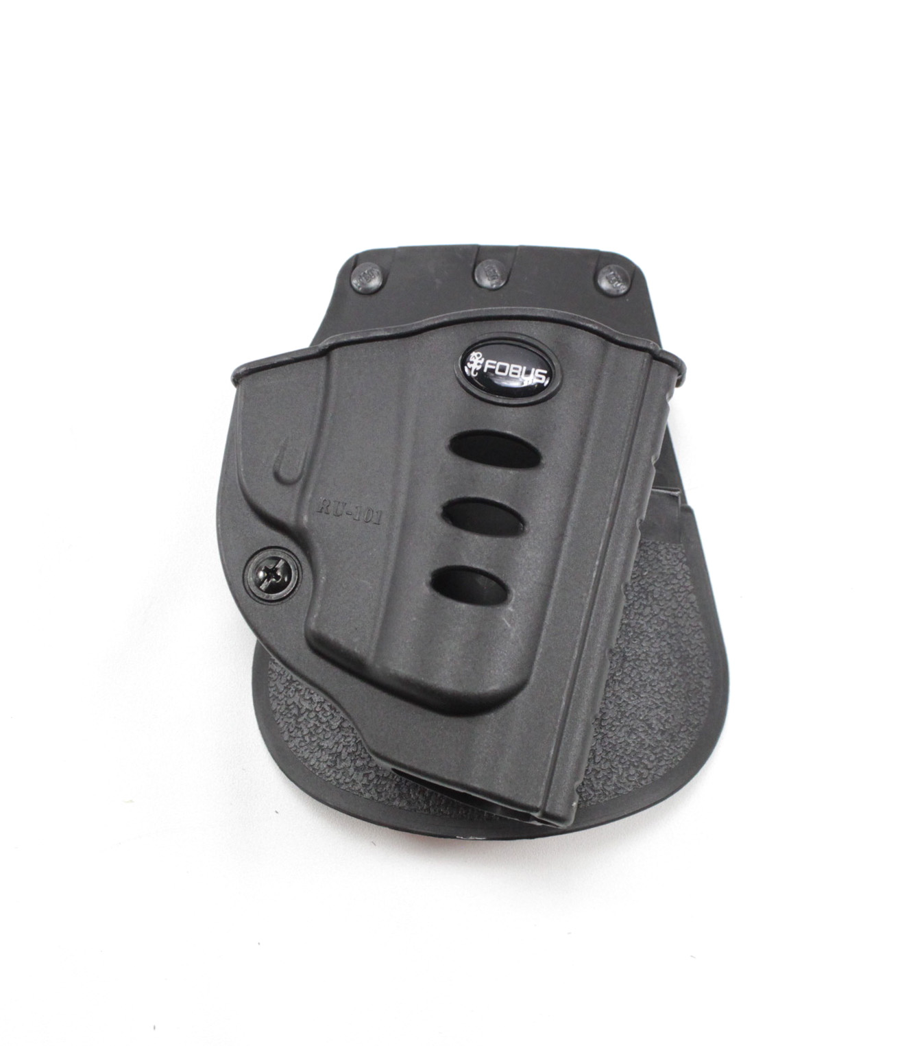 Fobus Paddle Holster Ruger LCR, LCRx, SP101-With Retention Adjustment Screw