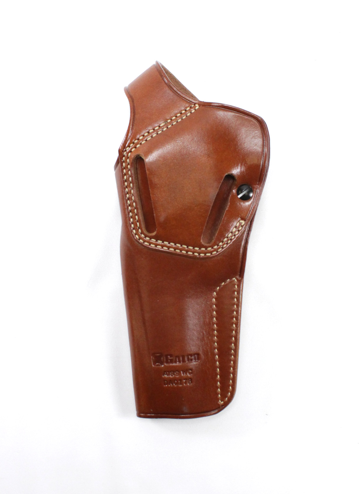 Galco DAO186 Revolver Holster Fits Ruger Alaskan 44, Redhawk 8 Shot 357 2 5  Inch