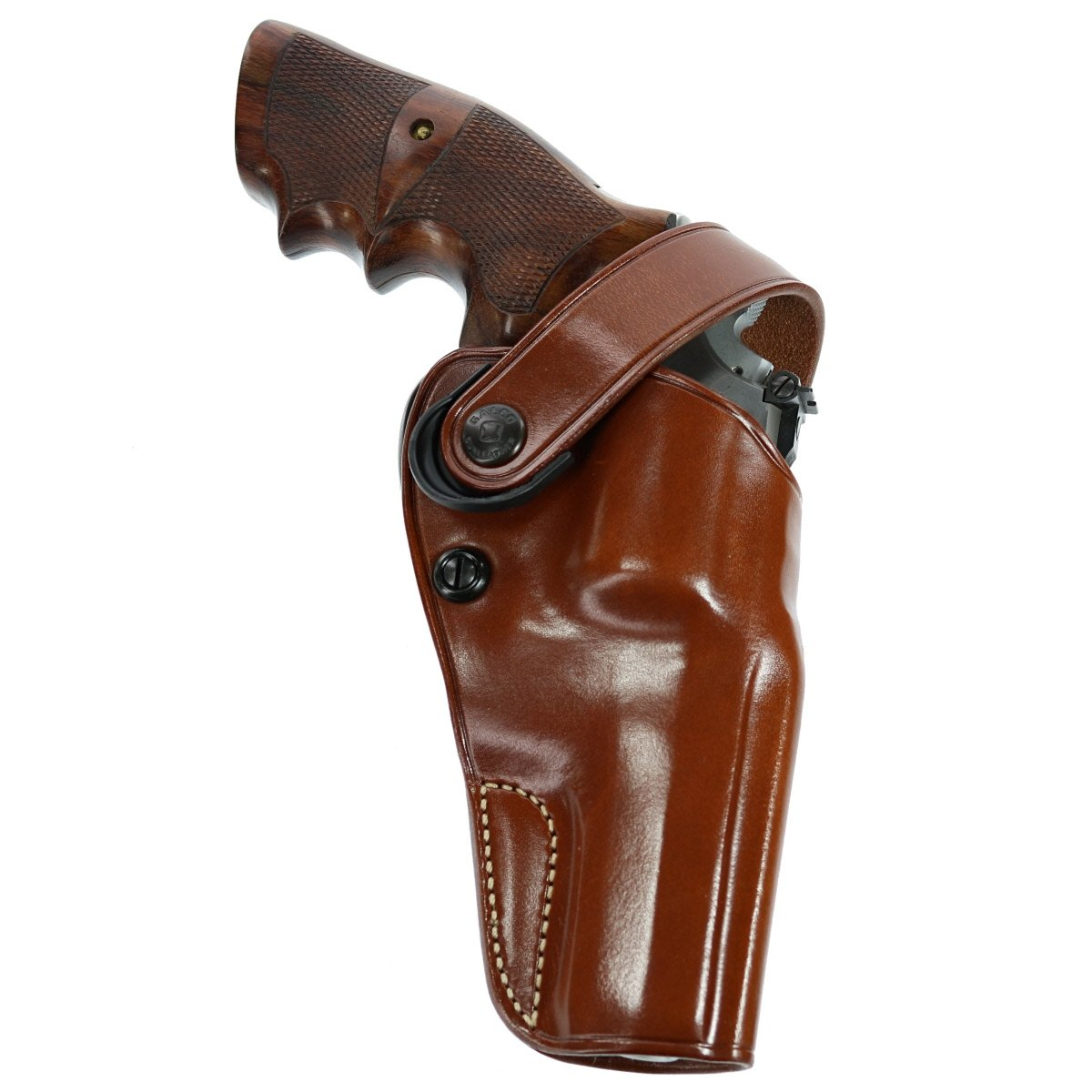Galco DAO126 Revolver Holster Fits Smith Wesson N Frame 610, 625, 627, 629  4 Inch
