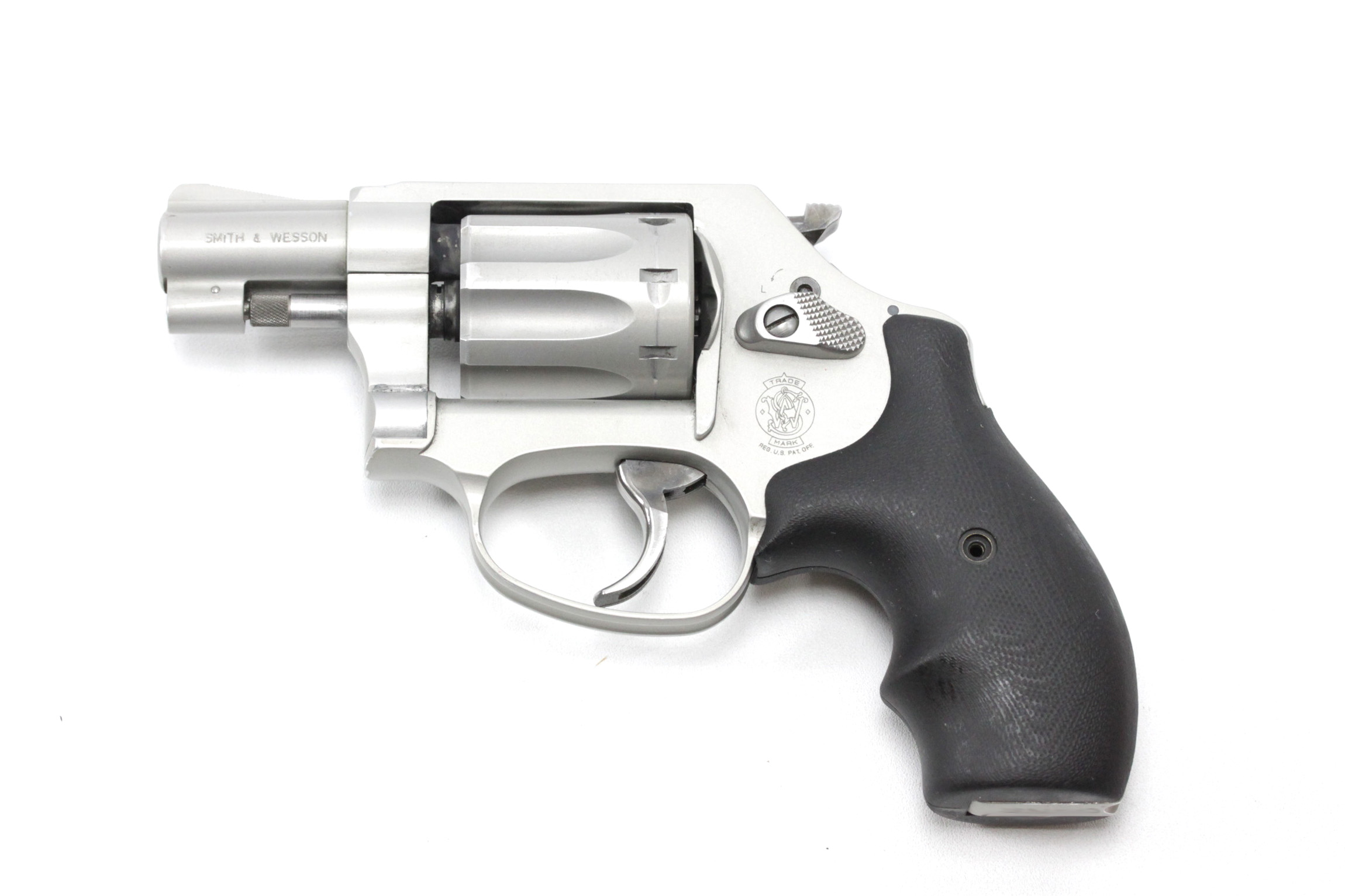 Hogue Extreme™ Series G10 Smith Wesson J-Frame Grips - Speed ...
