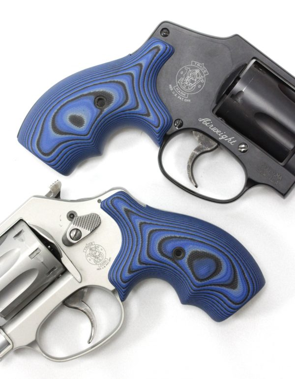 Hogue Extreme™ Series G10 Smith Wesson J-Frame Grips