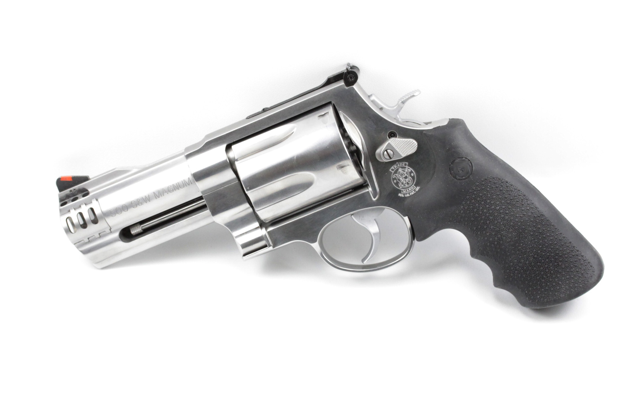 Smith & Wesson K, L, N, X, Z Frame Round Butt Rubber Tamer ...