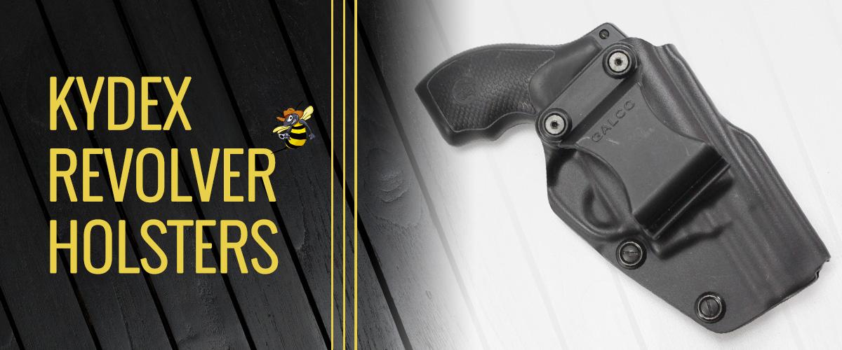 Kydex Revolver Holsters - Speed BeezSpeed Beez