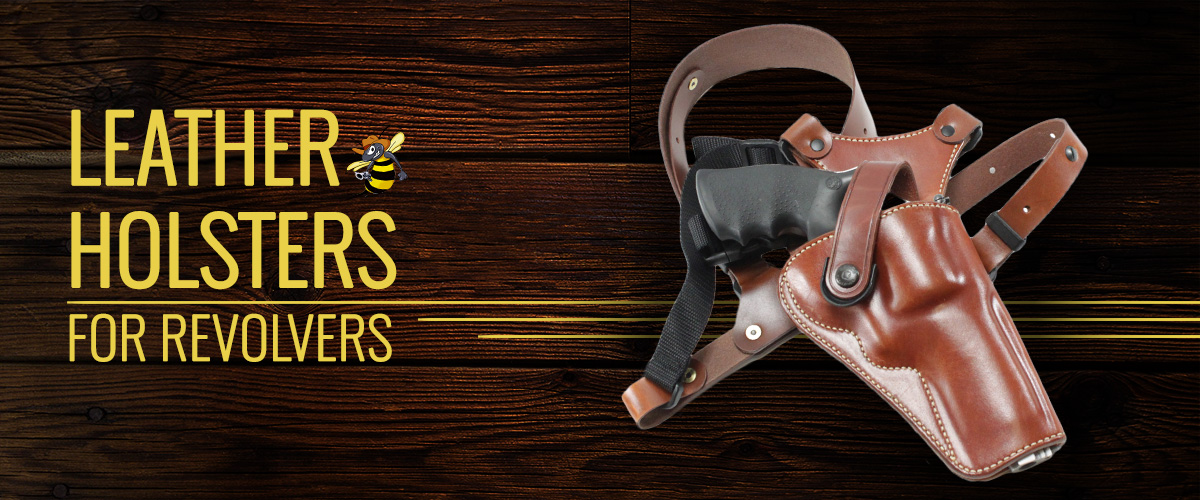 Leather Holsters for Revolvers - Speed BeezSpeed Beez
