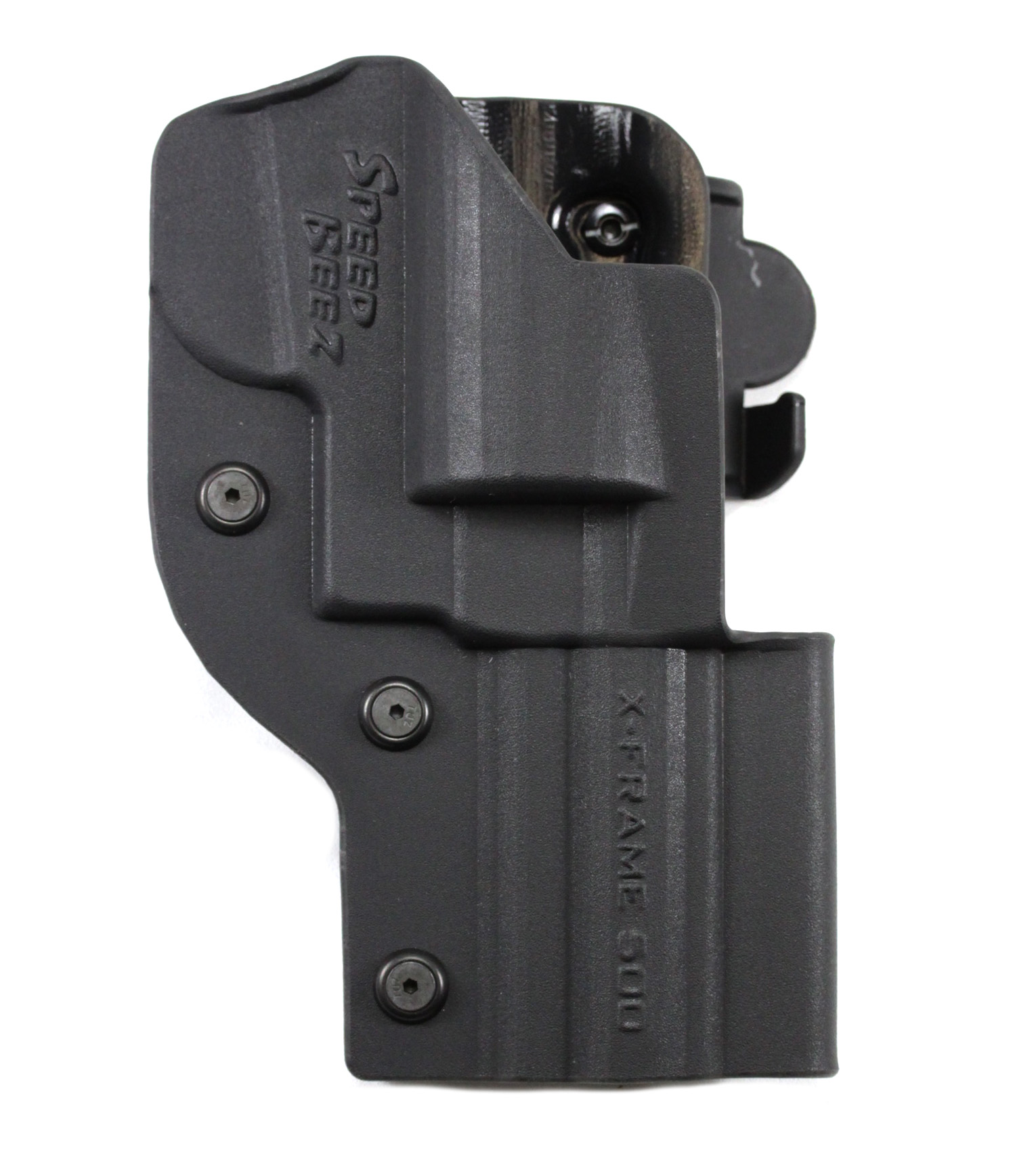 SPEED BEEZ® Smith & Wesson 500, 460 Tactical Revolver Holster Outside the  Waist Band (Fits Smith & Wesson X Frame)