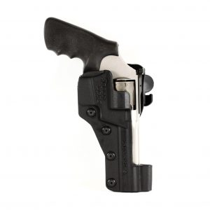 SPEED BEEZ® Outside the Waist Band S&W 986 5 Inch Tactical Revolver Holster (Fits any Smith & Wesson 5 Inch L-Frame) USPSA Legal Speed Rig