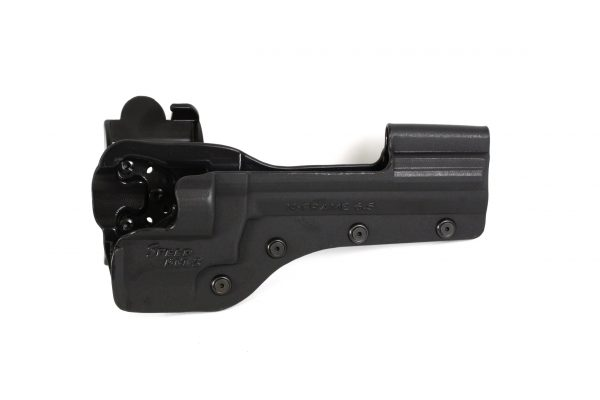 SPEED BEEZ® S&W 929 6.5 Inch Tactical Revolver Holster Outside the Waist Band (Fits any Smith & Wesson 6-6.5 Inch N-Frame) USPSA Legal Speed Rig