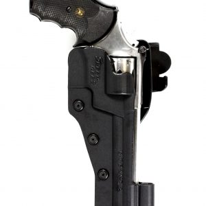 SPEED BEEZ® Outside the Waist Band S&W 686 Competitor 6 Inch Weighted Barrel Revolver Holster