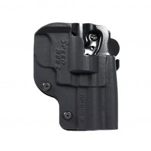 SPEED BEEZ® Ruger GP-100 3 Inch Tactical Revolver Holster Outside the Waist Band (Fits any Ruger GP100 up to 3 Inch Barrel) Fits New 44 Special