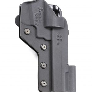 SPEED BEEZ® Smith & Wesson M&P R8 Tactical Revolver Holster Outside the Waist Band (Fits Smith & Wesson M&P R8) USPSA Legal Speed Rig