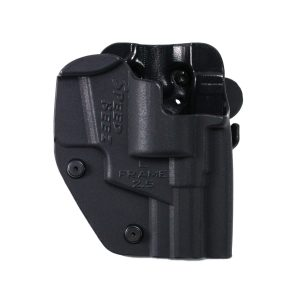 SPEED BEEZ® Outside the Waist Band S&W 686 686 Plus Snub Nose Tactical Revolver Holster (Fits any Smith & Wesson 2.50-2.65 Inch L-Frame) IDPA and USPSA Legal