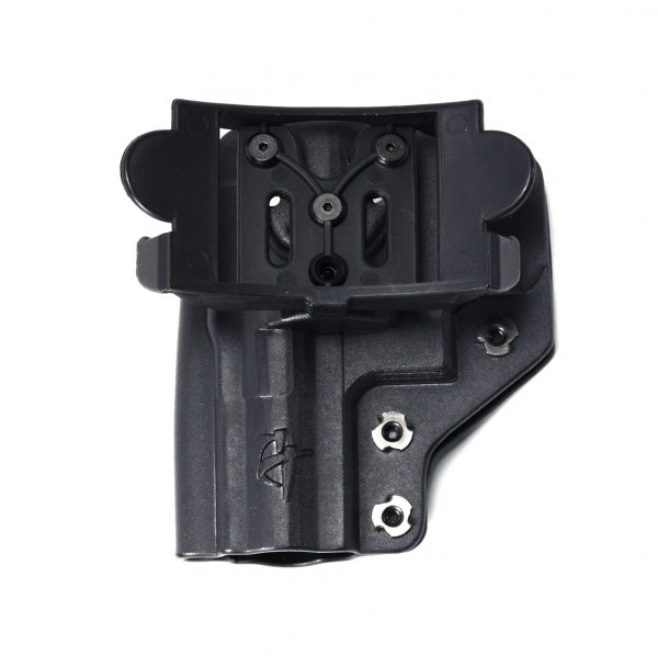 SPEED BEEZ® Outside the Waist Band Ruger Alaskan Tactical Revolver Holster (Fits Ruger Redhawk and Super Redhawk)